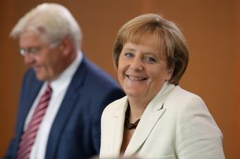 Ангела Меркель вновь на вершине рейтинга Forbes