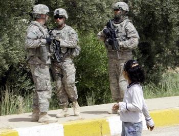 156 22 05 09 iraq - Американский солдат осужден за убийства