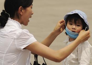 156 24 05 09 gripp - Данные ВОЗ: заболевших гриппом A/H1N1 людей больше 11 тысяч