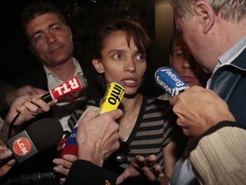 Ирина Беленькая освобождена французским судом из-под стражи