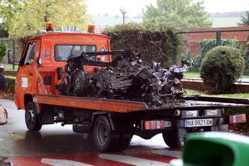 156 29 07 09 spain - В Испании взорван начиненный взрывчаткой автомобиль