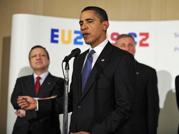 90 05 04 09 889 - Барак Обама призывает уничтожить все ядерное оружие