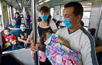 Новый вирус свиного гриппа в Мексике - гибнут люди