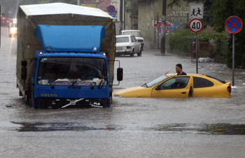 В странах  Центральной и Восточной Европы в связи с наводнением объявлено чрезвычайное положение