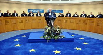 92 13 04 09 STRASBURG. 350 jpg - Европейский суд намерен рассмотреть иск Грузии против России