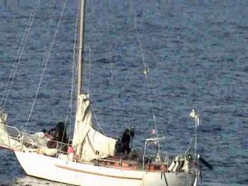 Российские моряки проявили находчивость в единоборстве с пиратами