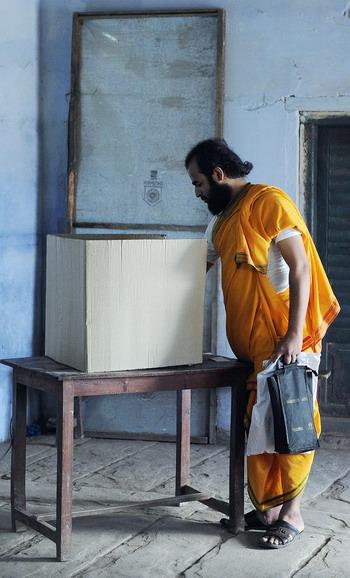Парламентские выборы в Индии