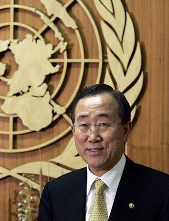 Генсек ООН выступил против отправки в Сомали ее миротворцев