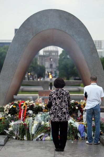rrbb 011 - Фотообзор: В Японии вспоминают жертв атомной бомбардировки Хиросимы