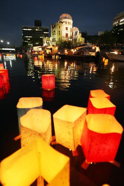 rrbb 0111 - Фотообзор: В Японии вспоминают жертв атомной бомбардировки Хиросимы