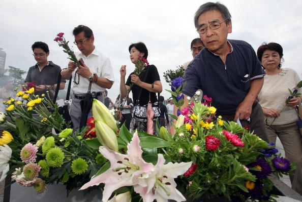 rrbb 019 - Фотообзор: В Японии вспоминают жертв атомной бомбардировки Хиросимы
