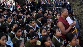 Каждый год многие тибетцы погибают в горах на пути к свободе