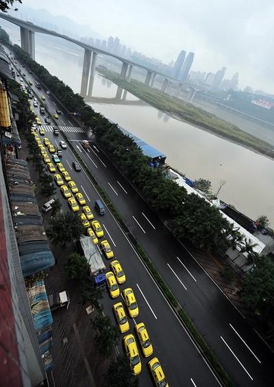 2211 qiche4 - В Китае обострился газовый кризис. Остановлены сотни предприятий