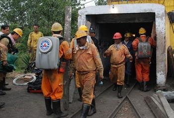 Число погибших от взрыва китайских шахтёров увеличилось до 42 человек