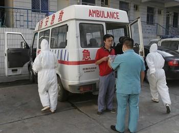 Массовое заражение детей гриппом H1N1 произошло в школе в Центральном Китае