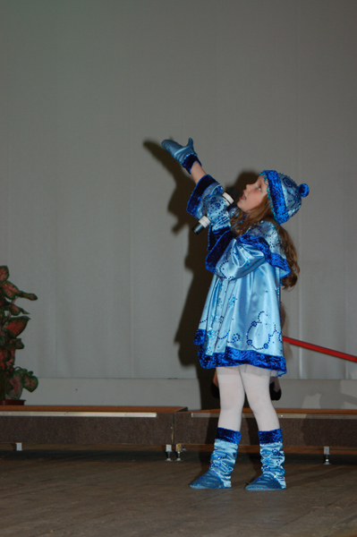 «Маленькие звездочки – 2009» зажглись на Невском небосводе. Фотообзор. Часть 2