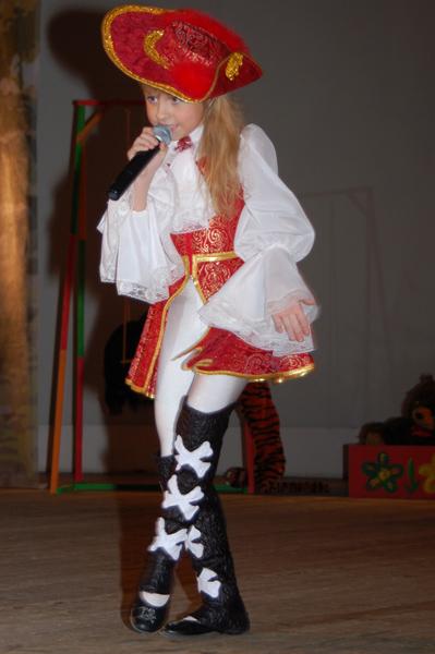 «Маленькие звездочки –2009» зажглись на Невском небосводе. Фотообзор