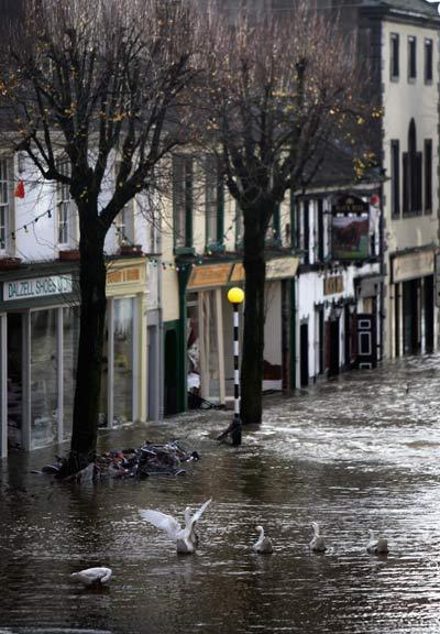 75 velvoda 11 - Великобритания: эвакуация из зон наводнения. Фоторепортаж
