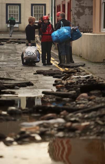 75 velvoda 2 - Великобритания: эвакуация из зон наводнения. Фоторепортаж