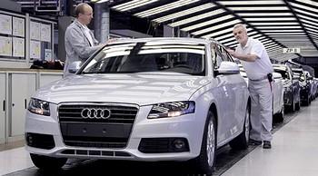 115 audi1 - В Калуге начали собирать Audi