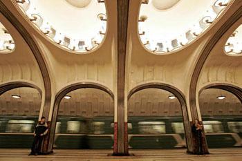 148 mosikeditie - Правозащитники потребовали убрать из московского метро упоминание о Сталине