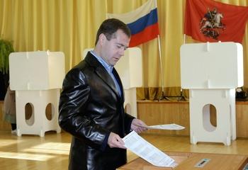 В России выборы в местные органы власти прошли в 45 регионах
