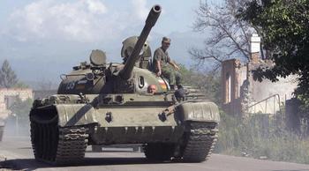 161 30 09 2009 TANK - Комиссия ЕС подтвердила развязывание войны Грузией в  грузино-осетинском конфликте