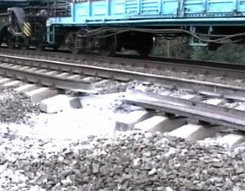 163 011209 teract - В Дагестане осуществлен подрыв железнодорожного полотна