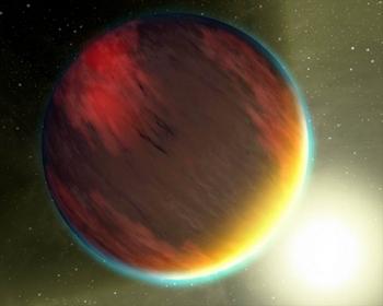 Вода в глубоком космосе – признак жизни?