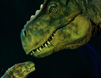 Вымирание новых динозавров