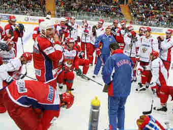 Российские хоккеисты уступили чехам и стали вторыми на этапе Евротура в Карловых Варах