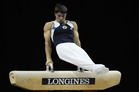 Российский гимнаст выиграл бронзу на чемпионате мира. Фотообзор
