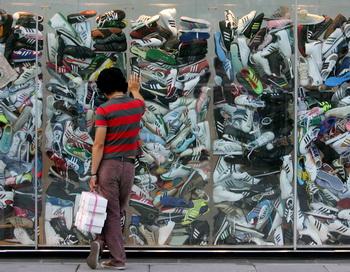 Adidas выпустит кроссовки за 1 евро