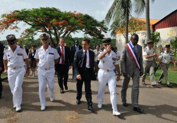 Заморские департаменты Франции Мартиника и Гваделупа решают свое будущее