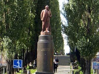 Киевского Ленина исключили из списка памятников национального значения