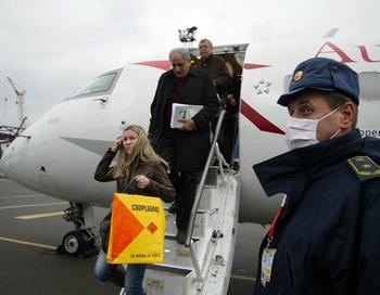 Эпидемия гриппа А/H1N1 в Украине вызвала озабоченность в Европе