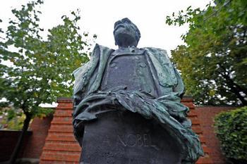 161 05 09 2009 NOBEL - В Швеции начинается Нобелевская неделя