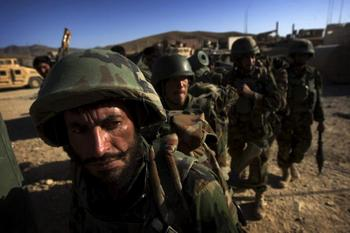 В Афганистане  европейцы не отказываются от своей миссии, но не готовы жертвовать слишком  многим