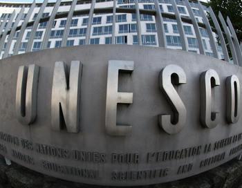 161 16 10 2009 UNESKO - Впервые в истории ЮНЕСКО возглавила женщина