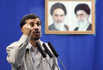 161 19 09 2009 Iran - Мировая общественность осуждает заявление иранского президента о непризнании Холокоста