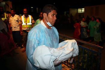США и Австралия оказывают  гуманитарную помощь островам Самоа, пострадавшим от землетрясения