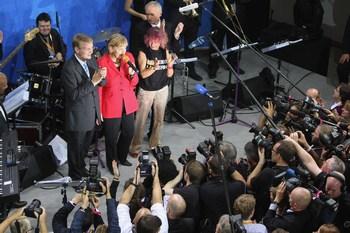 Германия: Состоялась встреча партнеров  по правящей коалиции в Бундестаге