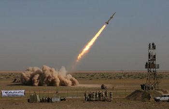 Иран произвел запуски ракет малой и средней дальности