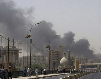 Теракт в Багдаде унес жизни 130 человек, около 500 ранены