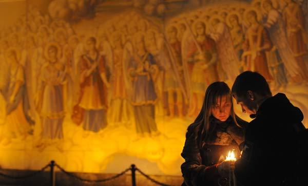 75 golod 6 - В Киеве прошло шествие памяти жертв Голодомора. Фоторепортаж