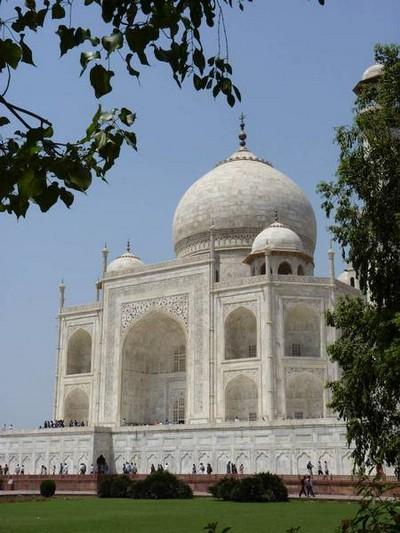 149 Agra 2 - Сияние звезд на небе Индии