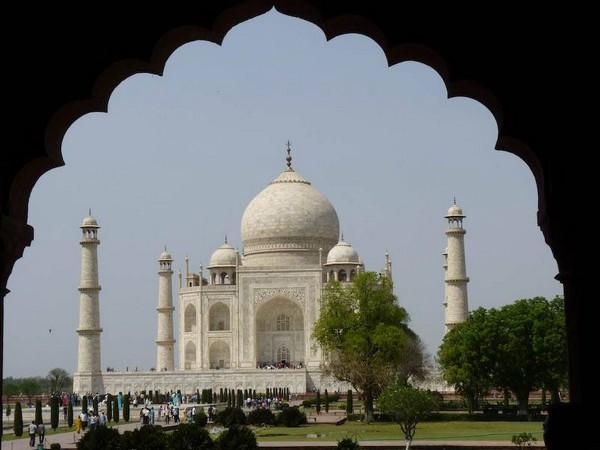 149 Agra 3 - Сияние звезд на небе Индии