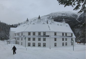 Великий Гаспе – зимняя сказка Квебека