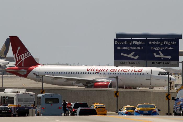 Virgin America поощряет знакомства во время полёта