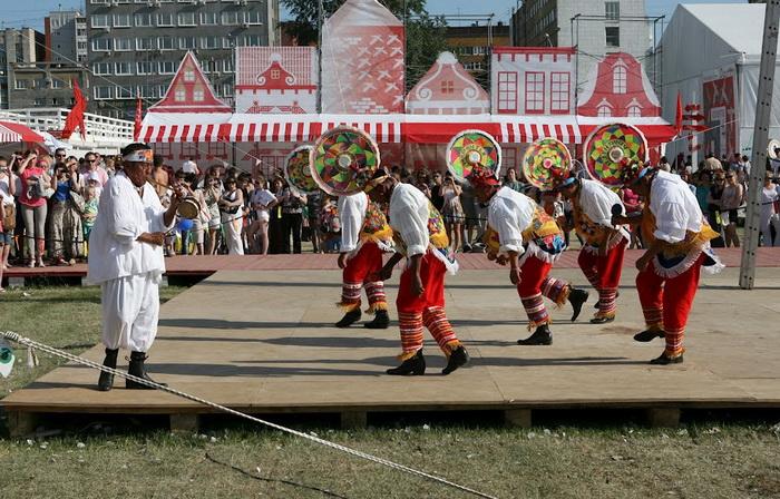 В Перми завершился масштабный фестиваль «Белые ночи»